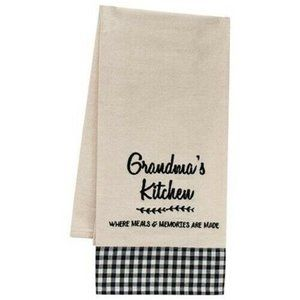 Grandma's Kitchen Where Meals & Memories are Made